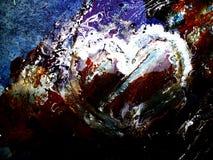 αφηρημένη ανασκόπηση κατασκευασμένη αφηρημένη καρδιά διανυσματική απεικόνιση