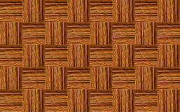 αφηρημένη ανασκόπηση ξύλινη Τετραγωνική στοιχείων σύστασης ατελείωτη σειρά σχεδίων καπλαμάδων κάθετη οριζόντια Στοκ Εικόνες