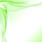 αφηρημένη ανασκόπηση πράσινη Στοκ εικόνα με δικαίωμα ελεύθερης χρήσης
