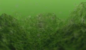 αφηρημένη ανασκόπηση υποβρ Στοκ εικόνα με δικαίωμα ελεύθερης χρήσης