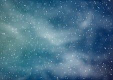 αφηρημένη ανασκόπηση χιονώδης απεικόνιση αποθεμάτων