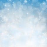 Αφηρημένη ανασκόπηση Χριστουγέννων Στοκ Φωτογραφίες