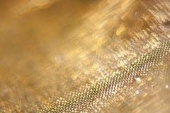 αφηρημένη ανασκόπηση χρυσή Στοκ Φωτογραφίες