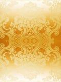 αφηρημένη ανασκόπηση χρυσή Στοκ εικόνα με δικαίωμα ελεύθερης χρήσης