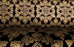 αφηρημένη ανασκόπηση χρυσή Στοκ φωτογραφία με δικαίωμα ελεύθερης χρήσης