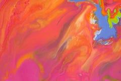 αφηρημένη ανασκόπηση όπως η ανασκόπηση είναι μπορεί να δώσει όψη μαρμάρου στη σύσταση χρησιμοποιούμενη Ακρυλικά χρώματα Στοκ φωτογραφία με δικαίωμα ελεύθερης χρήσης