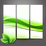 Αφηρημένη ανασκόπηση eco Διανυσματική απεικόνιση