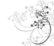 αφηρημένη ανασκόπηση floral στοκ εικόνα με δικαίωμα ελεύθερης χρήσης