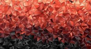 αφηρημένη ανασκόπηση Polygonal σύσταση απεικόνιση αποθεμάτων