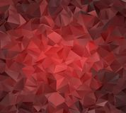 αφηρημένη ανασκόπηση polygonal ελεύθερη απεικόνιση δικαιώματος