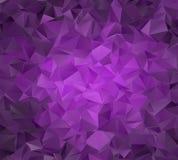 αφηρημένη ανασκόπηση polygonal Στοκ Φωτογραφία