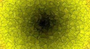 αφηρημένη ανασκόπηση polygonal απεικόνιση αποθεμάτων