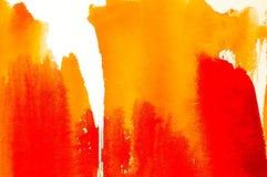 Αφηρημένη ανασκόπηση watercolor Στοκ εικόνες με δικαίωμα ελεύθερης χρήσης