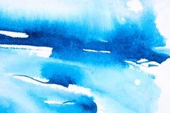 Αφηρημένη ανασκόπηση watercolor ελεύθερη απεικόνιση δικαιώματος