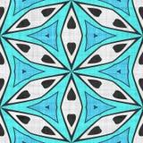 Αφηρημένη απεικόνιση μωσαϊκών γεωμετρίας Στοκ Εικόνες