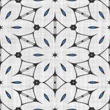 Αφηρημένη απεικόνιση μωσαϊκών γεωμετρίας Στοκ Εικόνα