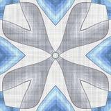 Αφηρημένη απεικόνιση μωσαϊκών γεωμετρίας Στοκ εικόνες με δικαίωμα ελεύθερης χρήσης