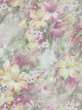 αφηρημένη απεικόνιση λουλουδιών καρτών κ Στοκ Εικόνα