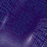 αφηρημένη απεικόνιση υποβάθρου εικονιδίων απεικόνισης δυαδικού κώδικα Στοκ Εικόνα