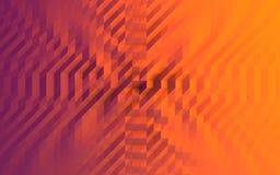 Αφηρημένη απεικόνιση υποβάθρου τριγώνων γεωμετρική Στοκ Εικόνα
