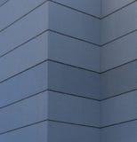 Αφηρημένη αρχιτεκτονική ενός σύγχρονου κτηρίου Στοκ φωτογραφία με δικαίωμα ελεύθερης χρήσης