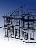 αφηρημένη αρχιτεκτονική σύ&ga διανυσματική απεικόνιση