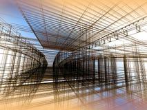 αφηρημένη αρχιτεκτονική σύ&ga ελεύθερη απεικόνιση δικαιώματος