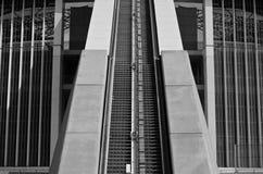 αφηρημένη αρχιτεκτονική Στοκ εικόνα με δικαίωμα ελεύθερης χρήσης