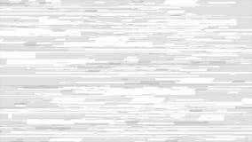 Αφηρημένη γκρίζα τηλεοπτική ζωτικότητα λωρίδων τεχνολογίας grunge απεικόνιση αποθεμάτων