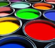 αφηρημένη δεξαμενή χρωμάτων &ch διανυσματική απεικόνιση