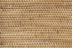 Αφηρημένη διακοσμητική ξύλινη κατασκευασμένη ύφανση καλαθιών Υπόβαθρο σύστασης καλαθιών στοκ φωτογραφίες
