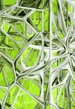 αφηρημένη δομή Διανυσματική απεικόνιση