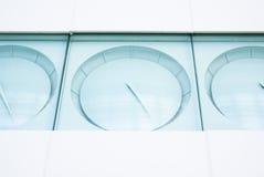 αφηρημένη εικόνα ρολογιών Στοκ φωτογραφία με δικαίωμα ελεύθερης χρήσης