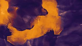 αφηρημένη ελαιογραφία αν&alph Watercolor στη σύσταση καμβά Σύσταση χρώματος Τεμάχιο του έργου τέχνης τέχνη μοντέρνα Σύγχρονη τέχν διανυσματική απεικόνιση