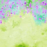 Αφηρημένη ζωηρόχρωμη ψηφιακή τέχνη ελεύθερη απεικόνιση δικαιώματος