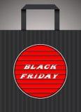 Αφηρημένη δημιουργική ετικέττα δώρων έννοιας διανυσματική στο μαύρο υπόβαθρο Για τον Ιστό και τις κινητές εφαρμογές, τέχνη Στοκ Εικόνες