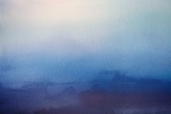 αφηρημένη θαμπάδα ανασκόπησης Επικάλυψη εγγράφου Watercolor Στοκ εικόνες με δικαίωμα ελεύθερης χρήσης
