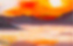 αφηρημένη θαμπάδα ανασκόπησης Στοκ Εικόνα