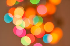 Αφηρημένη θαμπάδα χρώματος Στοκ φωτογραφία με δικαίωμα ελεύθερης χρήσης
