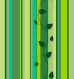 Αφηρημένη διανυσματική ταπετσαρία με τις λουρίδες Στοκ Εικόνες