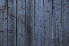 Αφηρημένη κινηματογράφηση σε πρώτο πλάνο ενός παλαιού ξεπερασμένου ξυλεπενδυμένου ξύλο τοίχου Στοκ Φωτογραφίες