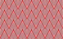 Αφηρημένη κόκκινη άνευ ραφής σύσταση Στοκ Εικόνες