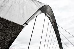 Αφηρημένη λεπτομέρεια γεφυρών στοκ φωτογραφία