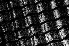 Αφηρημένη μαύρη στέγη Στοκ φωτογραφία με δικαίωμα ελεύθερης χρήσης