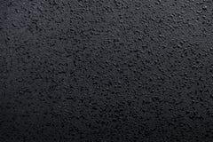 Αφηρημένη μαύρη σύσταση υποβάθρου Στοκ φωτογραφία με δικαίωμα ελεύθερης χρήσης