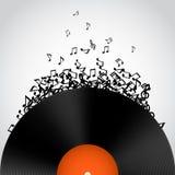 αφηρημένη μουσική ανασκόπη&s background beautiful disk photo retro very vinyl Στοκ εικόνες με δικαίωμα ελεύθερης χρήσης