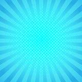 Αφηρημένη μπλε ανασκόπηση επίσης corel σύρετε το διάνυσμα απεικόνισης Ελεύθερη απεικόνιση δικαιώματος