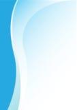 αφηρημένη μπλε κατακόρυφο στοκ φωτογραφία