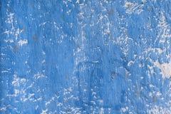 αφηρημένη μπλε στενή σύσταση ανασκόπησης επάνω στον τοίχο στοκ εικόνα