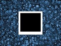 αφηρημένη μπλε φωτογραφία Στοκ Φωτογραφίες